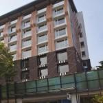 HQ Hotel - Fachada