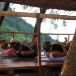 Little Cove Yoga Resort - Morning Yoga