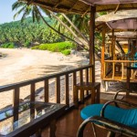 Little Cove Yoga Resort - Varanda