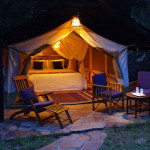 Sarova Game Camp Standard Tents