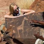 Namíbia - Cultura Local
