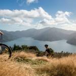 Nova Zelândia - Passeio de Bicicleta / Foto: Mike Heydon