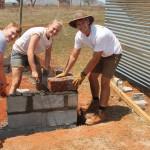 Safári e Construção