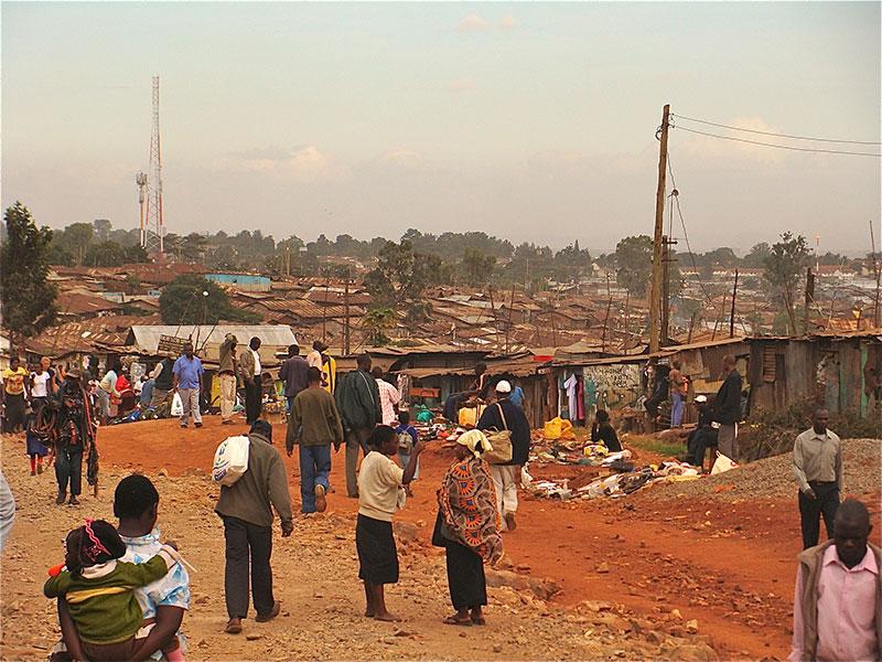 Uma experiência de voluntariado no Quênia