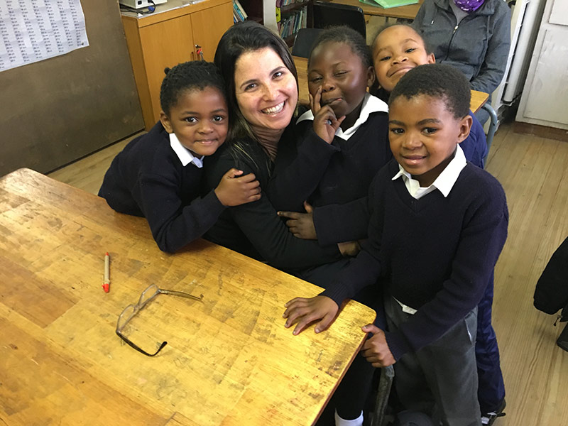 Voluntariado África do Sul