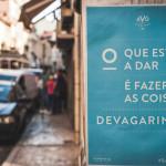 Lisboa - A Avó Veio Trabalhar